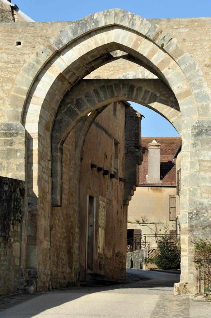 Montréal - Porte d'En-Bas (XIIIe siècle)