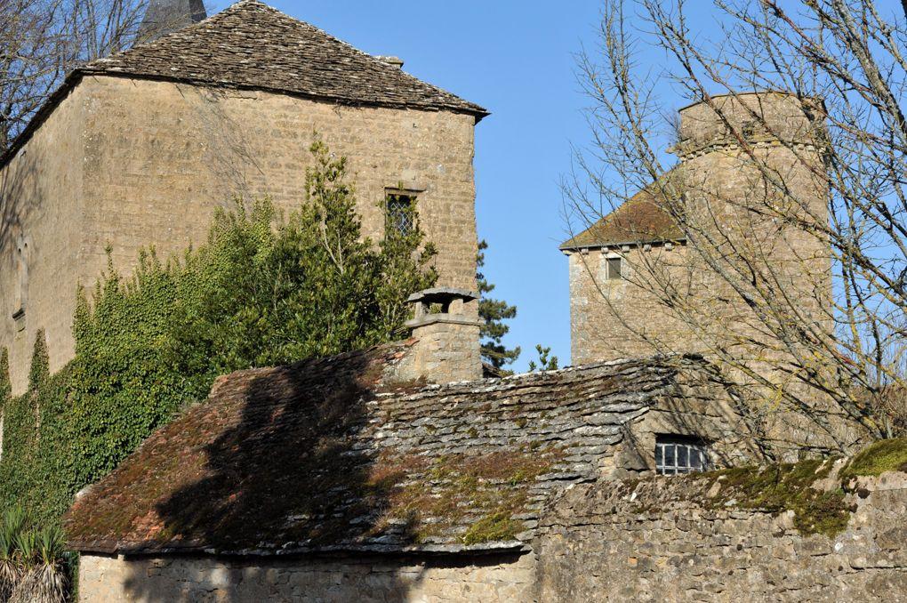 Thizy - Le château (XIIIe-XVIe siècle)
