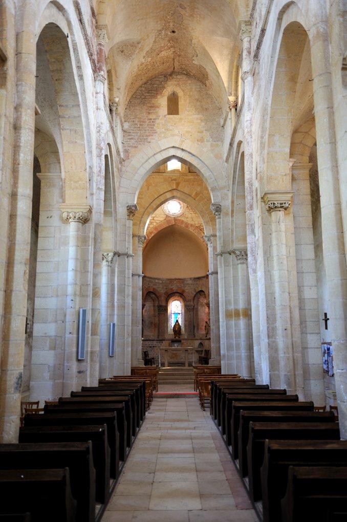 châteauneuf - Eglise Saint-Pierre-et-Saint-Paul (XIIe siècle)