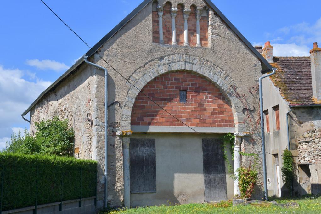 Autun - Saint-Pierre l'Estrier (XIe s.)