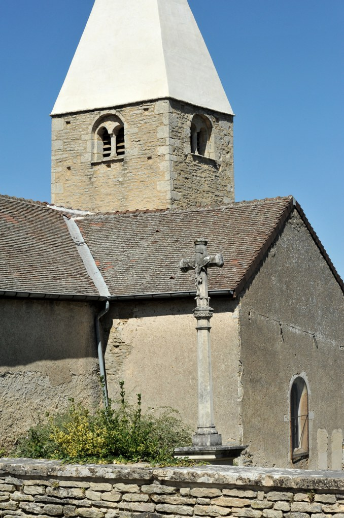 Baubigny - Eglise romane (fin XIIe siècle)