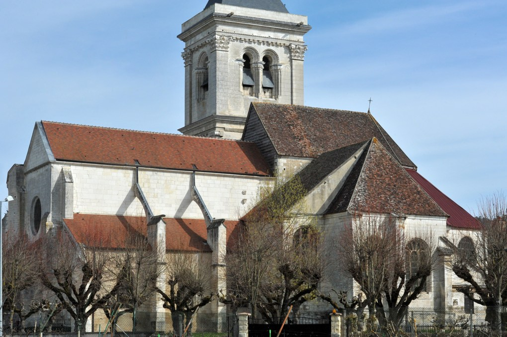 Cravant - Eglise Saint-Pierre-et-Saint-Paul (XIIIe-XVIe siècle)