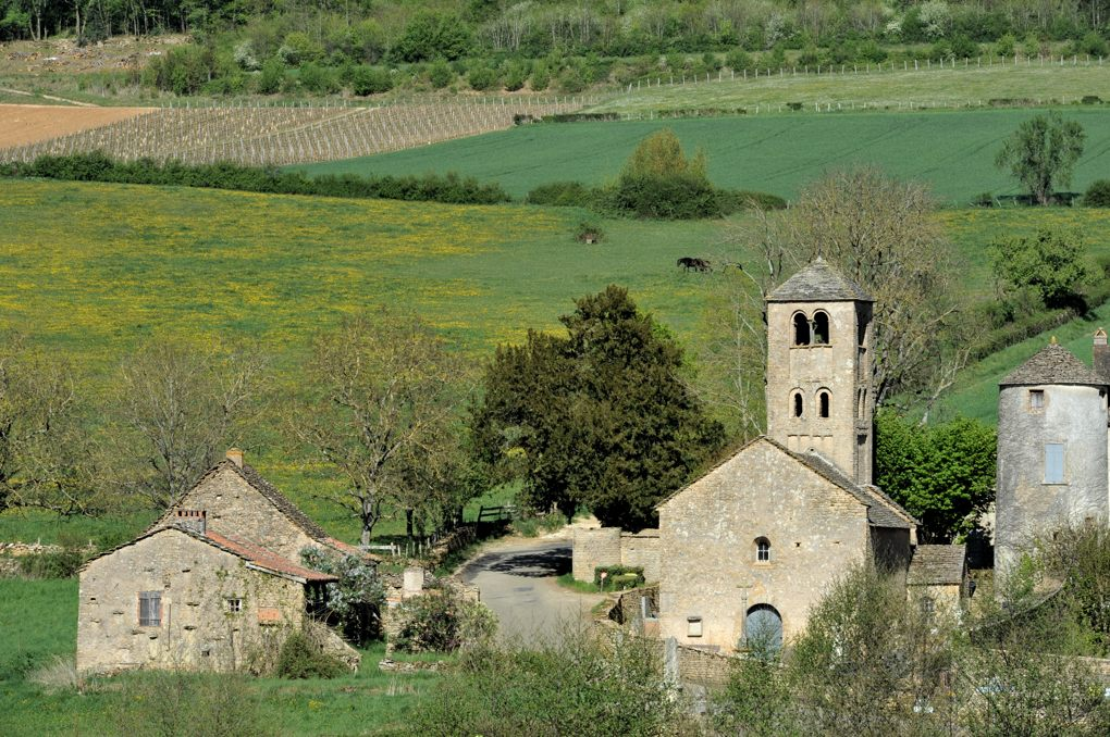 Massy - Ancienne priorale Saint-Martin, aujourd'hui église Saint-Denis (XIIe siècle)