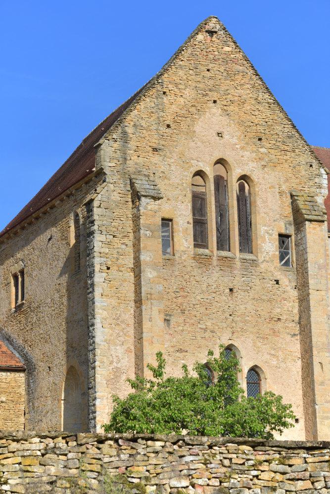 Mazille-Prieuré-doyenné des moines (fin du XIIe s.)