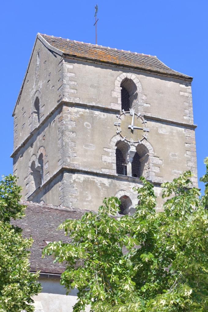 Mercurey - Eglise Notre-Dame de l'Assomption (XIIe siècle)