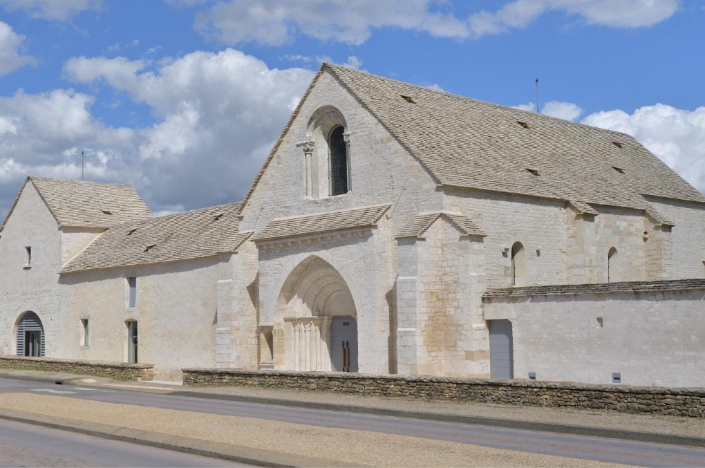 Meursault - Léproserie de l'Hôpital-de-Meursault (XIIIe s.) après restauration