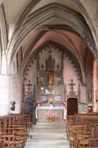 Moulins-Engilbert - Eglise Saint-Jean-Baptiste (XIVe-XVIe s.)