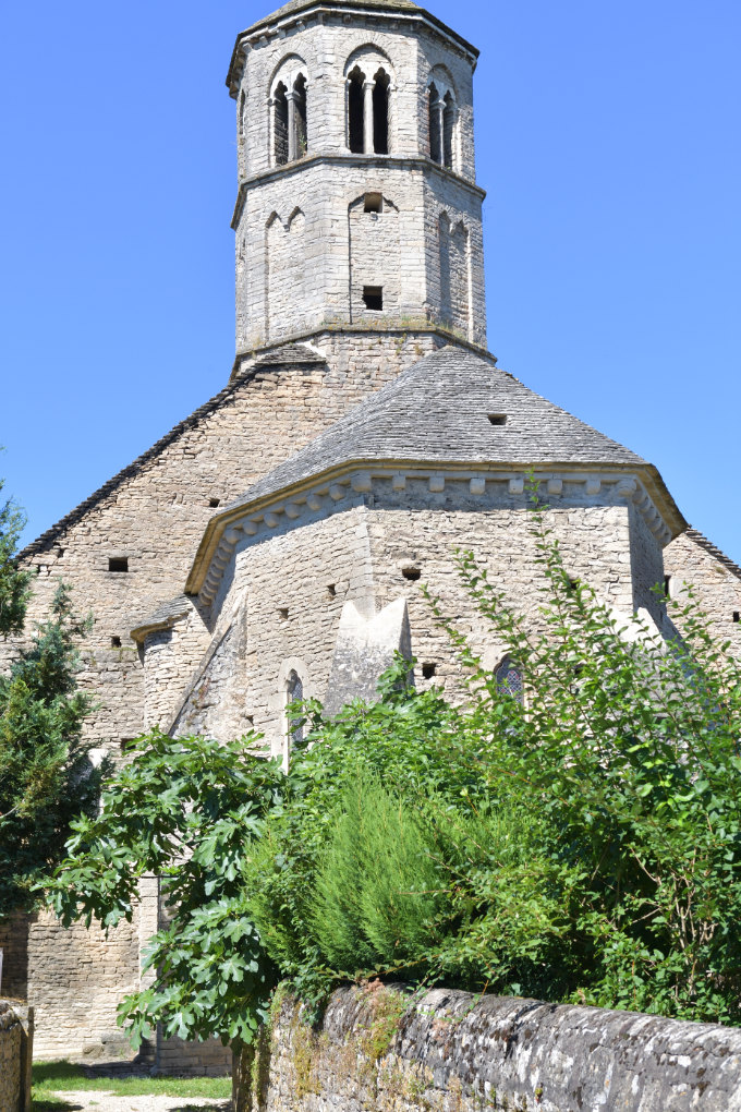 Saint-Albain - Eglise Saint-Albain (XIIIe s.)