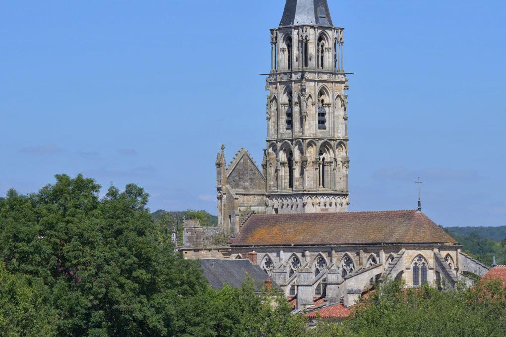 Saint-Père-sous-Vézelay - Eglise Notre-Dame (XIIIe-XVe s.)