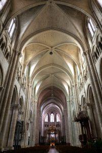 Sens - Cathédrale Saint-Etienne (XIIe-XVIe siècle)