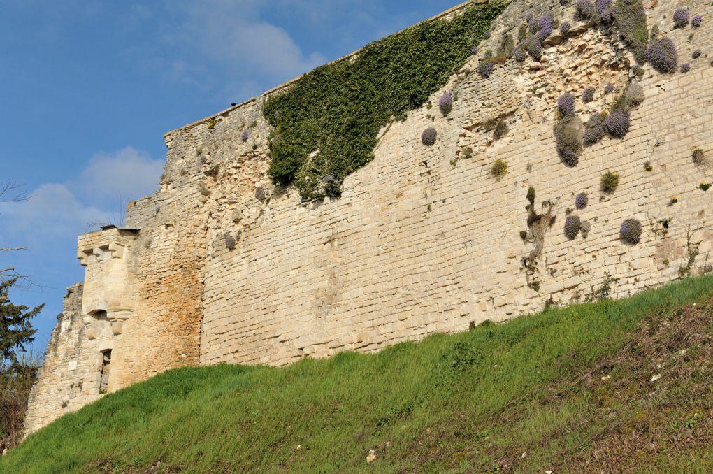 Vézelay - Rempart du XIVe siècle