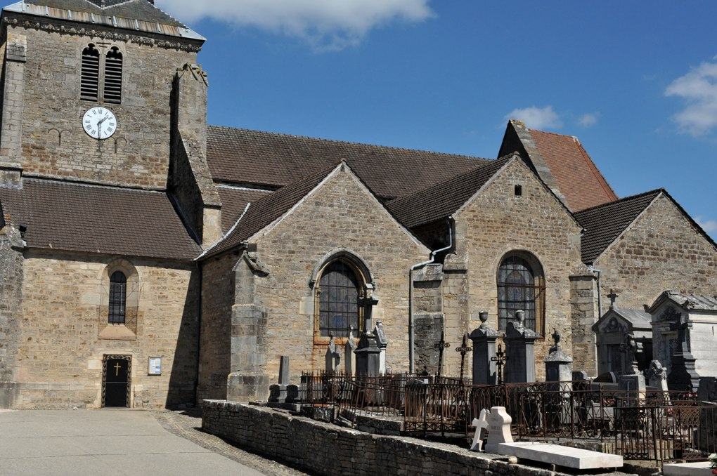 Vitteaux - Eglise Saint-Germain (XIIe-XVIe siècle)