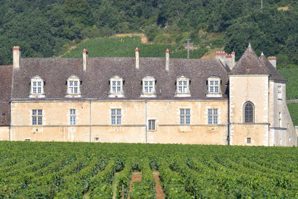 Vougeot - Le cos et le château (XIIe-XVIe s.)