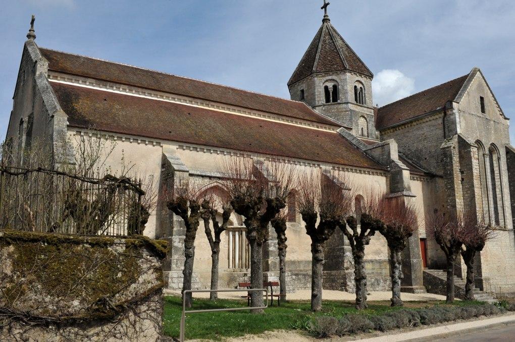 Sacy - Eglise Saint-Jean-Baptiste (XIIe-XIIIe siècle)