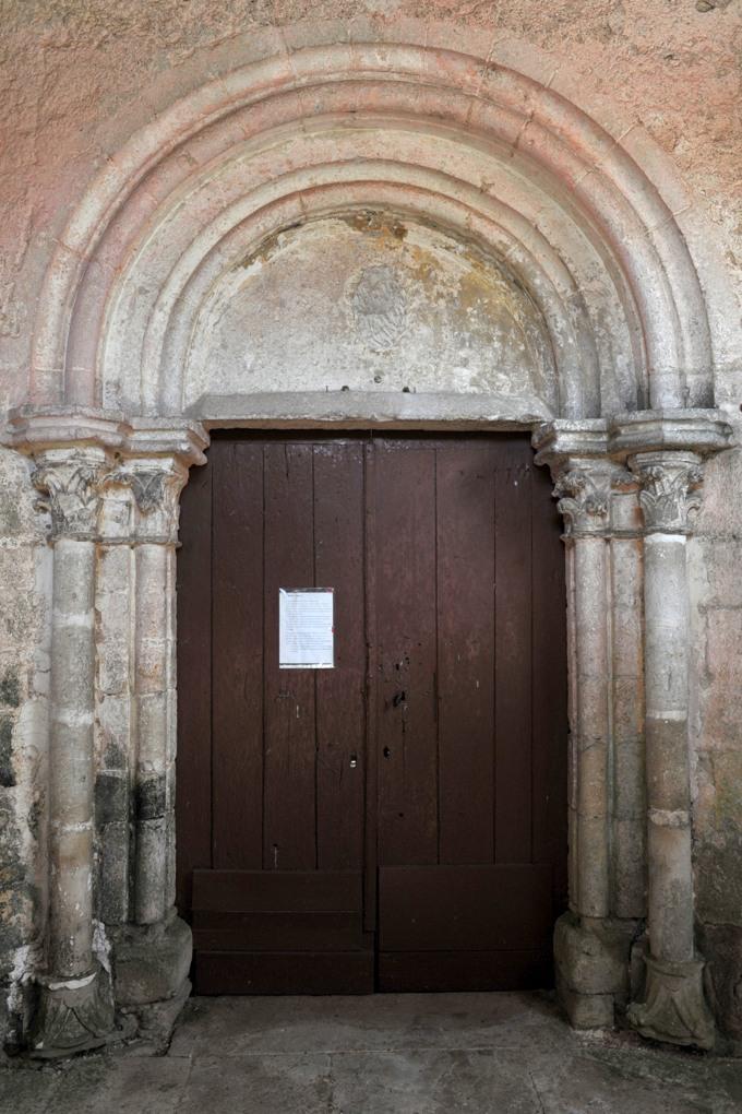Sainte-Vertu - Eglise Saint-Pierre (fin XIIe siècle)
