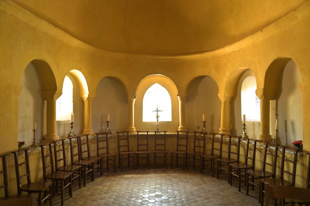 Bey - Eglise Saint-Pierre (XIIe s.)
