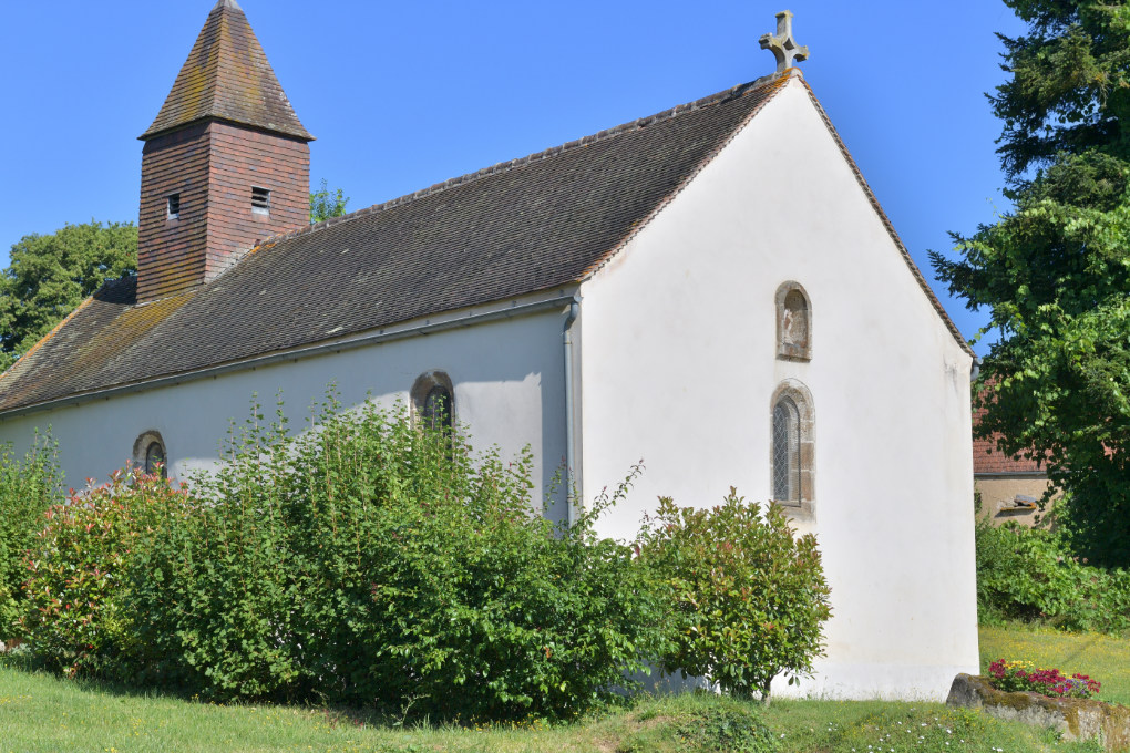 Brianny - Chapelle Sainte-Apolline (XVe s.)