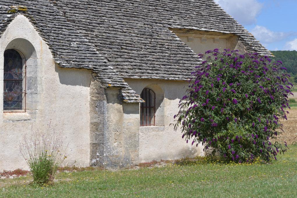 Chassignelles - Eglise Saint-Jean Baptiste (XIIe s.)
