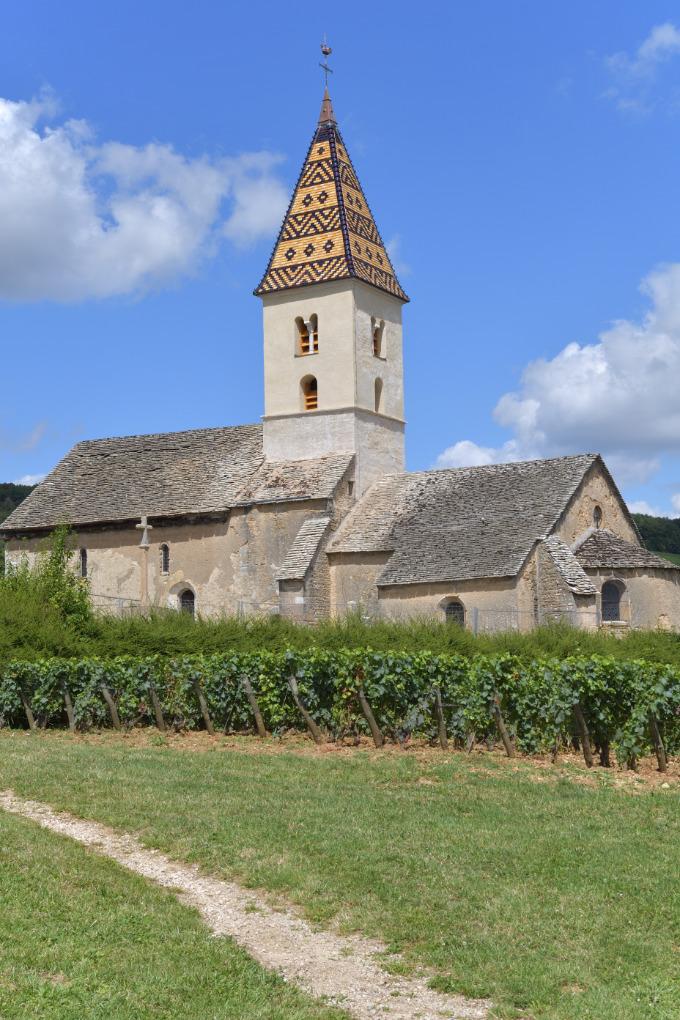 Fixin - Eglise saint-Antoine (XIe-XIIe et XIVe s.)