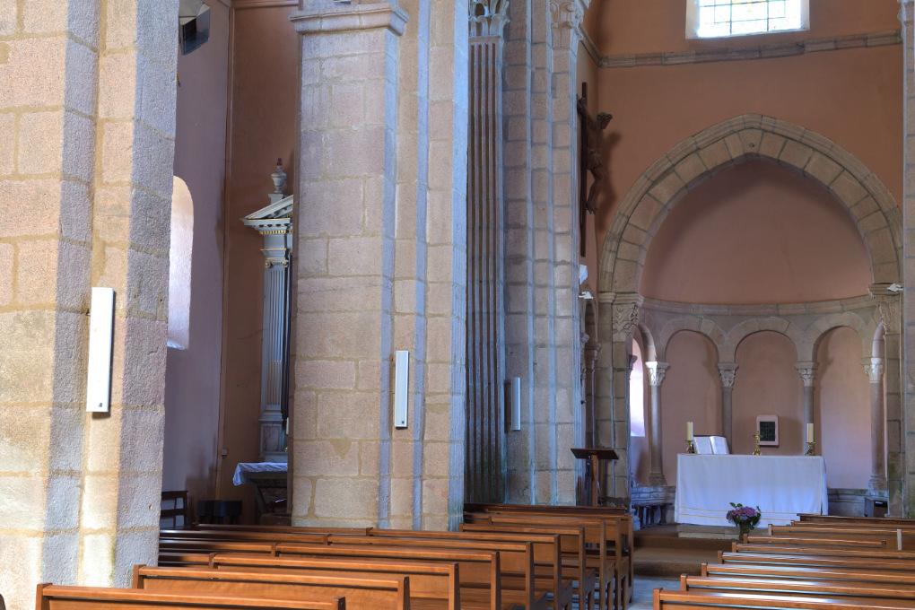 Laizy - Eglise Saint-Julien (XIIe s.)