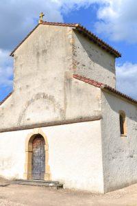 Marly-sur-Arroux - Ancienne église saint-Symphorien (XIIe s.)