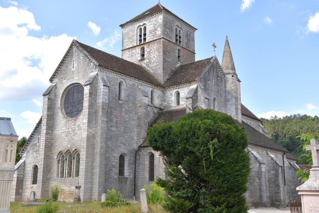 Nuits-Saint-Georges -Eglise Saint-Symphorien (XIIIe s.)