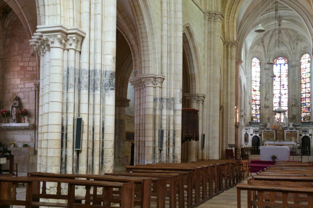 Saint-Bris-le-Vineux - église Saint-Prix-et-Saint-Cot (XIIIe-XVIe s.)