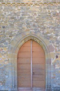 Chânes - Eglise Saint-Pierre-et-Saint-Paul (XIe-XIIe s.)
